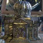 Η Αγία Κάρα του Αποστόλου.